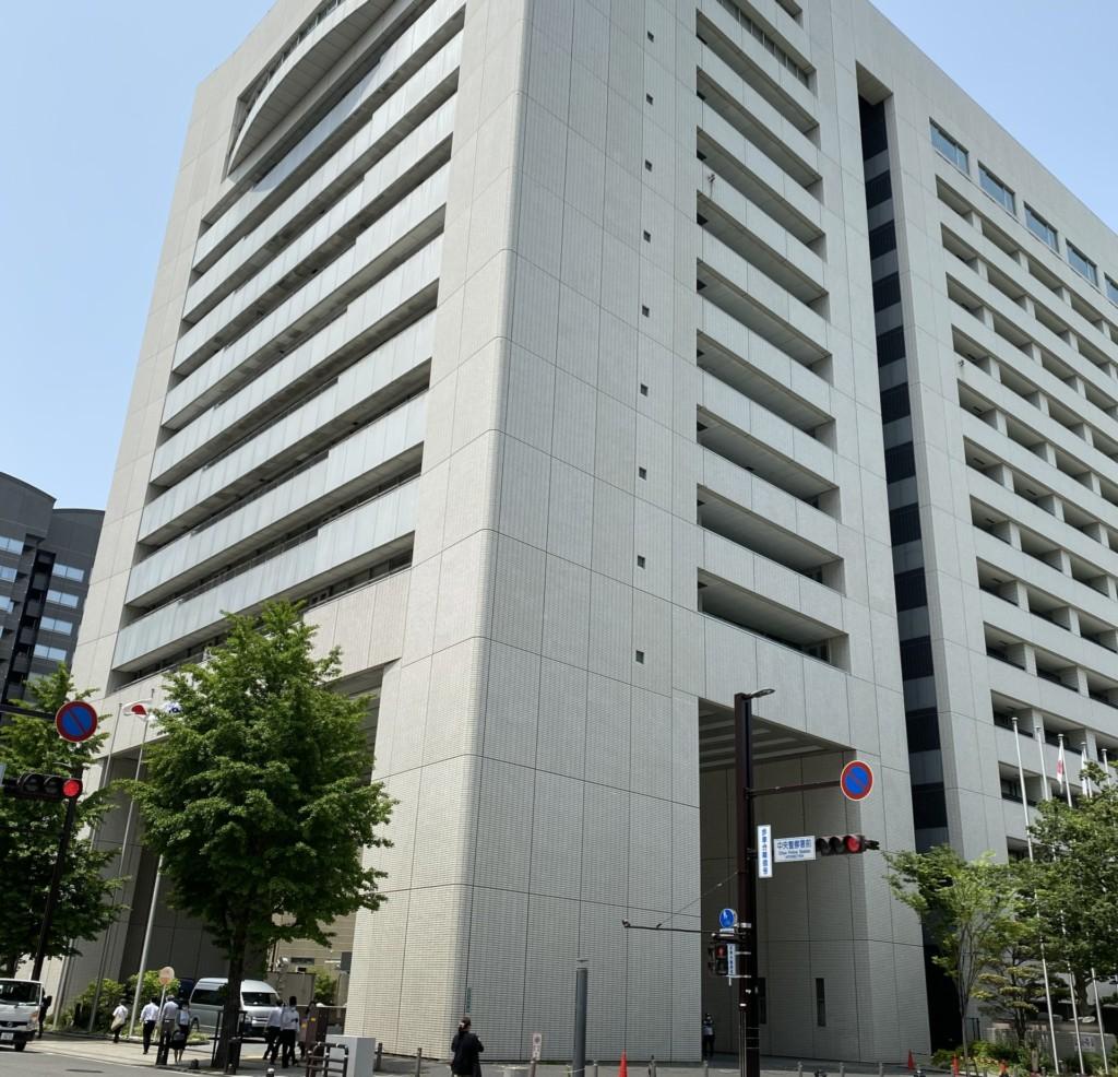 福岡市庁舎